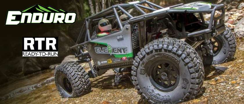 Element RC Enduro Gatekeeper RTR RC Buggy