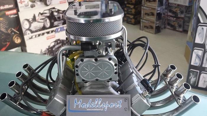 Conley Stinger 609 V8 - 100cc [stinger609] - 15,000 00€ : RC