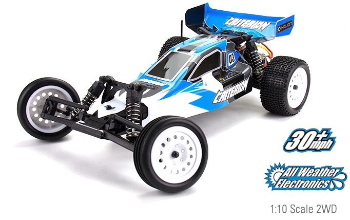 CRITERION 1/10 2WD ELECTRIC BUGGY RTR