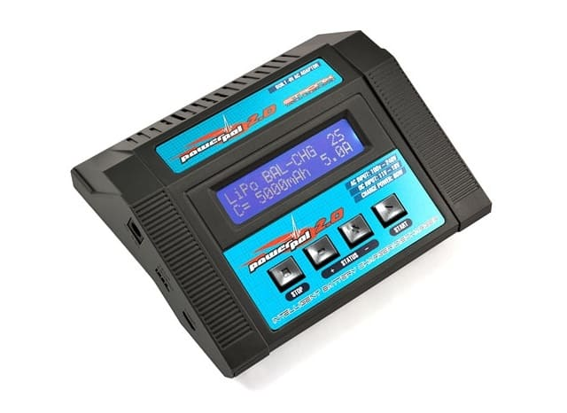 ETRONIX POWERPAL 2.0 AC/DC PERFORMANCE CHARGER/DISCHARGER 80W