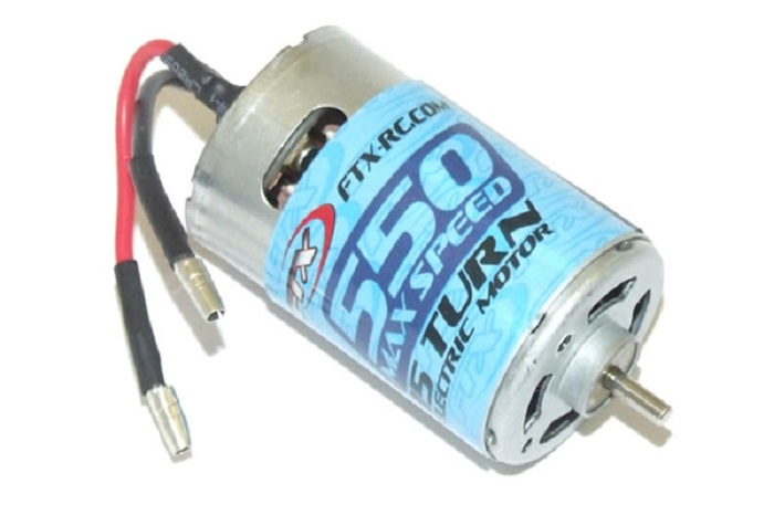 FTX VANTAGE/CARNAGE 550 BRUSHED MOTOR 1PC