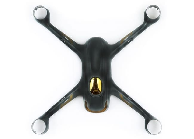 HUBSAN H501M BODY SHELL SET