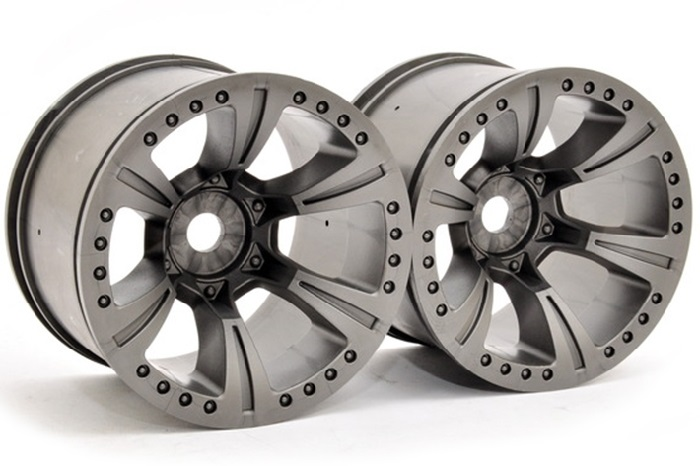 HOBAO HYPER MT PLUS WHEEL GREY (2)
