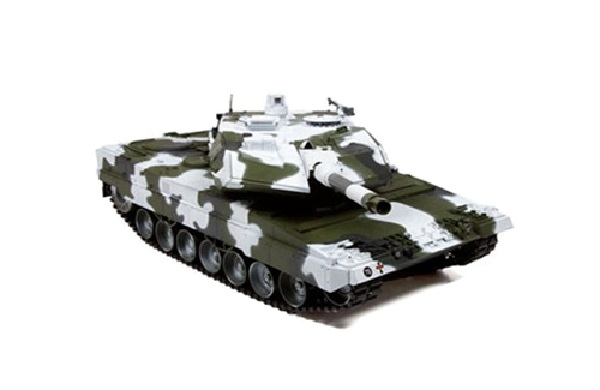 HOBBY ENGINE PREMIUM LABEL 2.4 LEOPARD 2A6 TANK - WINTER EDITION