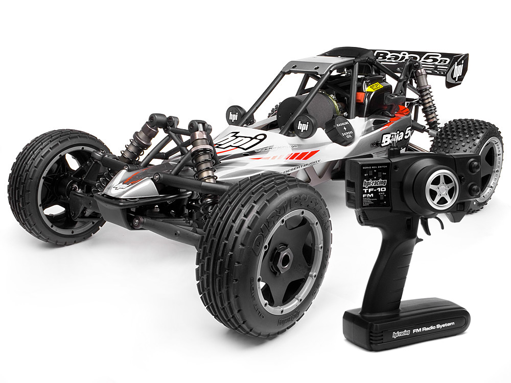 HPI Baja 2.0 RTR, 1/5 RC car by HPI Racing