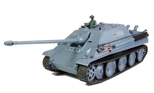 RC Tank, 1/16 Jagdpanther Radio Controlled Tank - With Smoke An