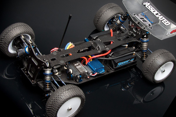 Team Associated B44.2, 1/10 Electric Off Road Competition 4WD R - Πατήστε στην εικόνα για να κλείσει