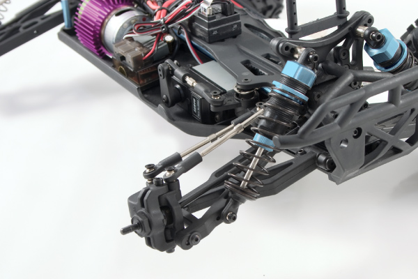 FTX Carnage 1/10 4WD Brushless RC Truggy - RTR - Πατήστε στην εικόνα για να κλείσει