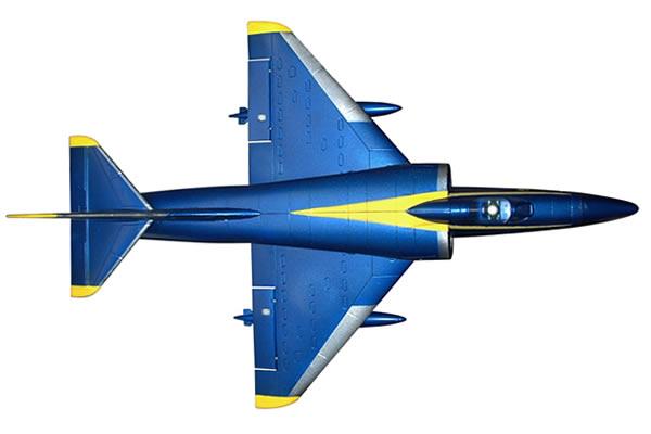 FMS A4 Skyhawk 64mm Ducted Fan Electric Foam RTF Jet with