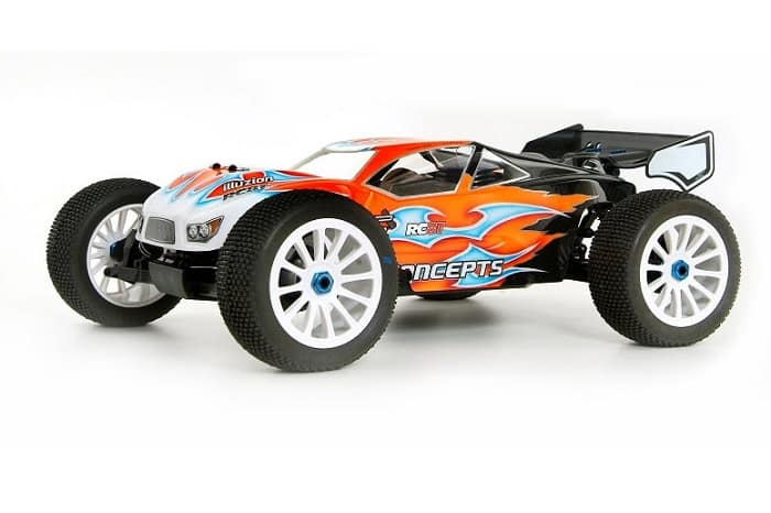 Team Associated RC8T Factory Team Championship Edition, 1/8 4WD