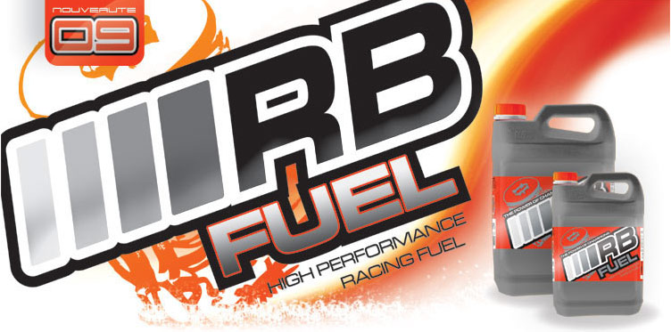RB Buggy fuel 16% 2L