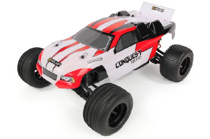 Conquest 10ST XB 2WD RTR Electric RC Stadium Truck Brushed