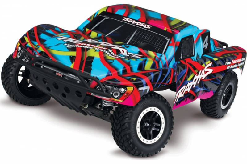Traxxas Slash 2WD XL-5 TQ (incl battery/charger), Hawaii