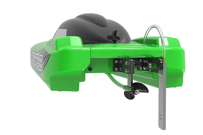 VOLANTEX ATOMIC SR85 BRUSHLESS BOAT (NO BATT)- GREEN