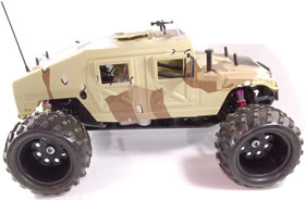 RC Models ShengQi 1/5 Scale Petrol Monster Truck [ZCA1