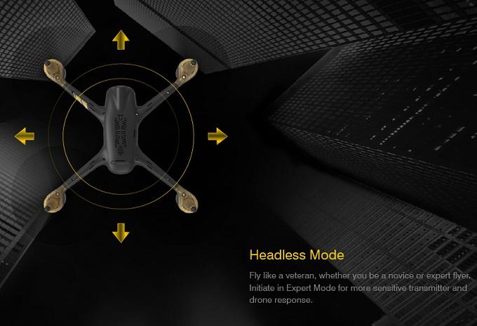 Hubsan H501A Headless Mode