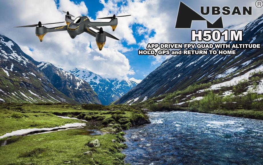H501M Quadcopter