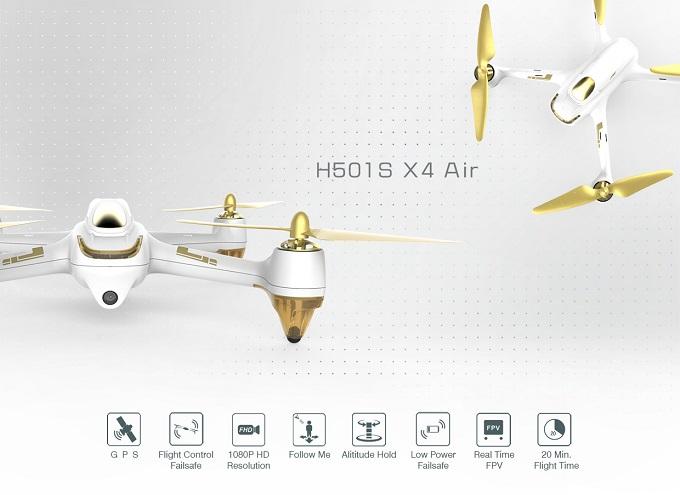 Hubsan H501S
