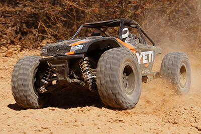 Axial Yeti JR Rock Racer 4WD RTR