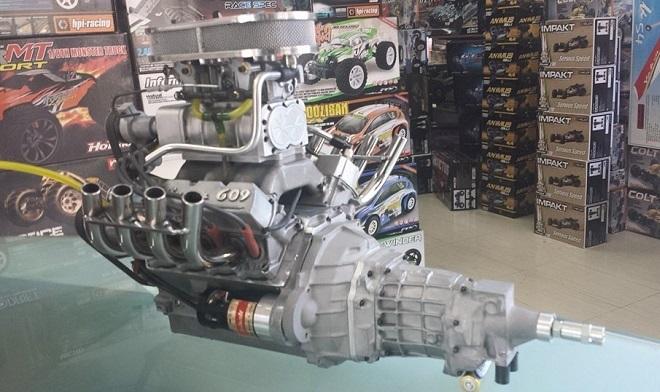 conley stinger 609 - v8 engine