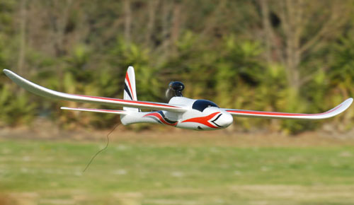 EZ Hawk Electric 2 4GHz - RTF Brushless Trainer Plane