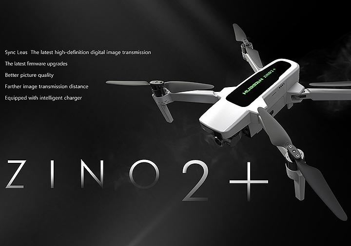 Hubsan Ziino 2 Plus H517P